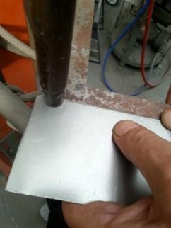 Spot-welding