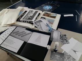 Sketchbook making!